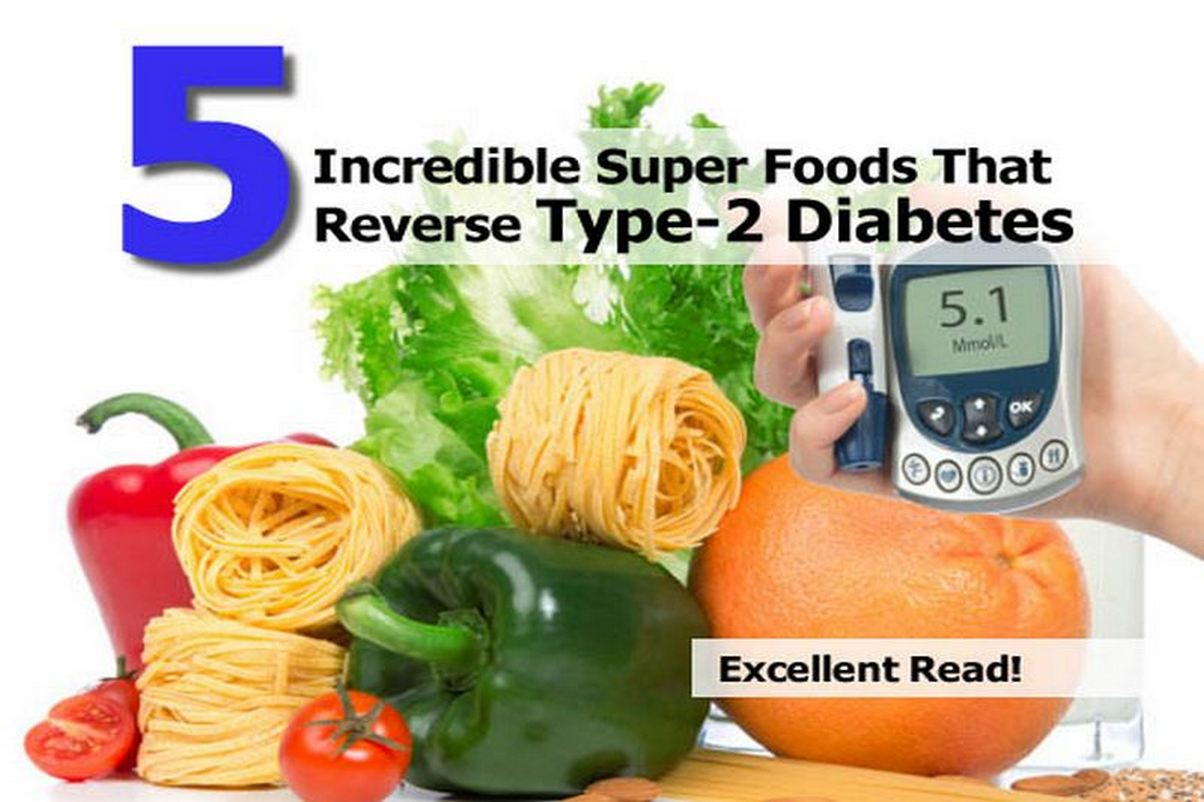diabetes type 2 recepten