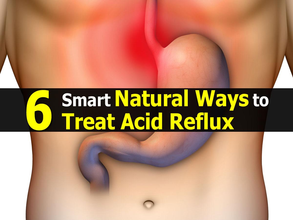 Reflux reglan acid