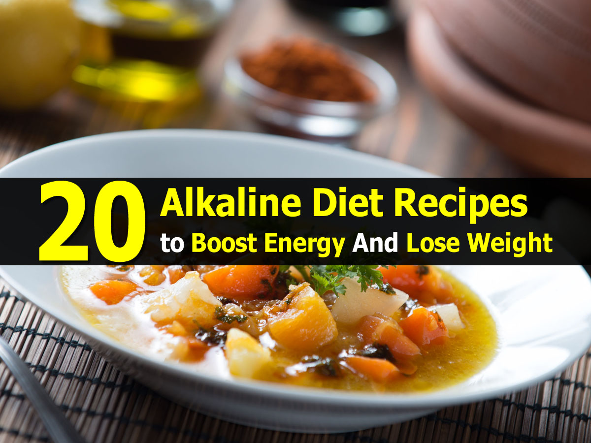 how to lose weight fast with alkaline diet