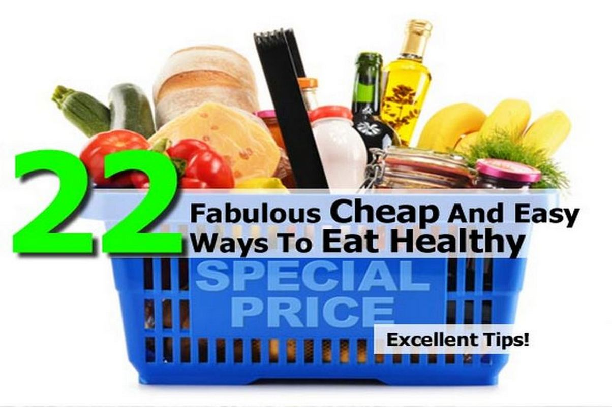 inexpensive ways to eat healthy 12 ways to eat clean on a budget  while a recent study shows that what separates a healthy and unhealthy diet  i will say that we do spend notably more on groceries, eating this way, than .