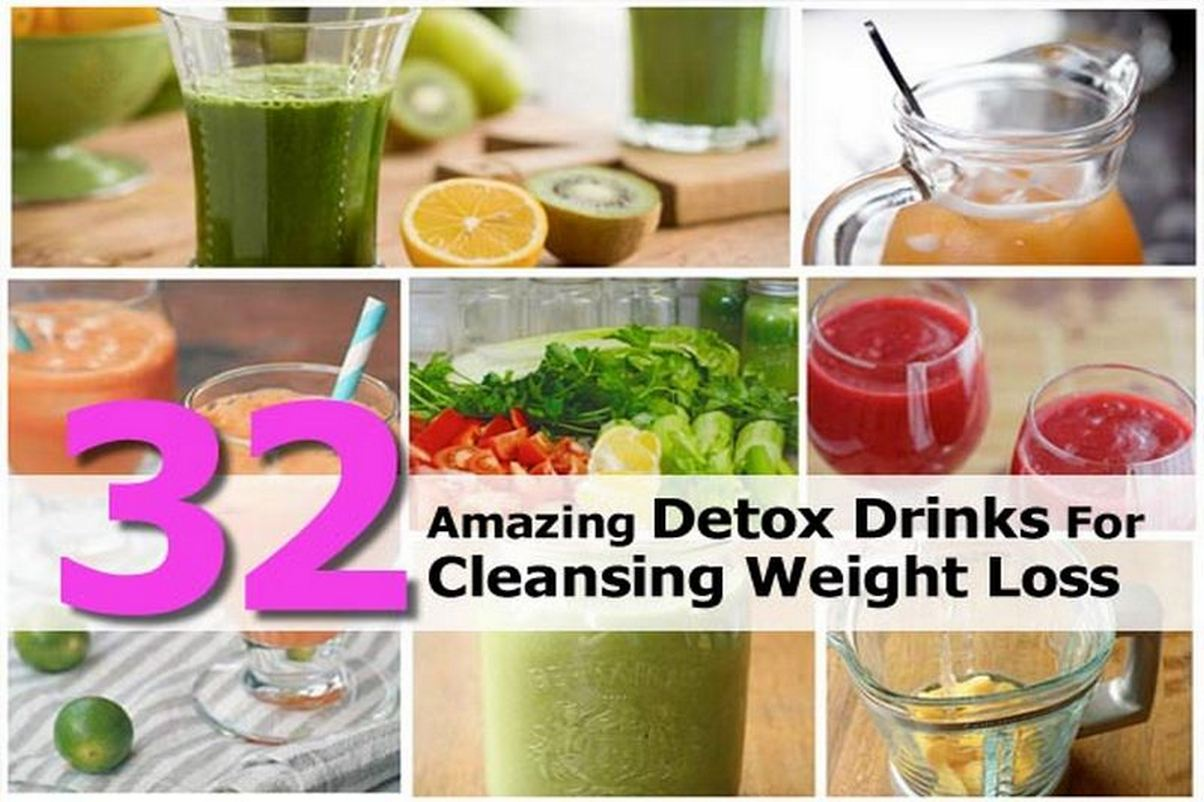 home detox cleanse weight loss