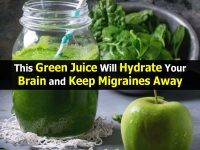 This Green Juice Will Hydrate Your Brain and Keep Migraines Away