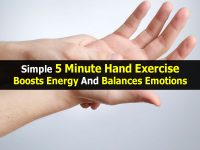 Simple 5 Minute Hand Exercise Boosts Energy And Balances Emotions