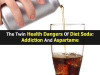 The Twin Health Dangers Of Diet Soda: Addiction And Aspartame