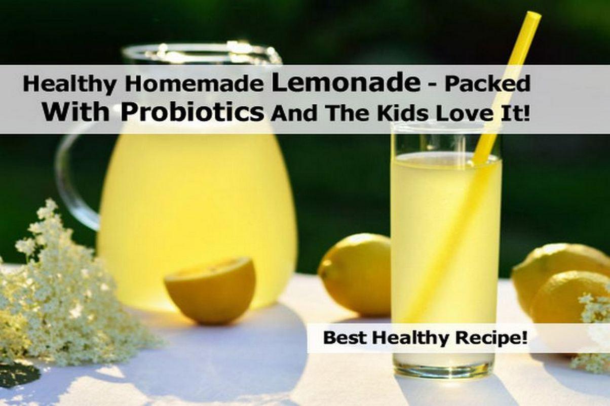 lemonade-with-probiotics
