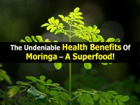 The Undeniable Health Benefits Of Moringa – A Superfood!