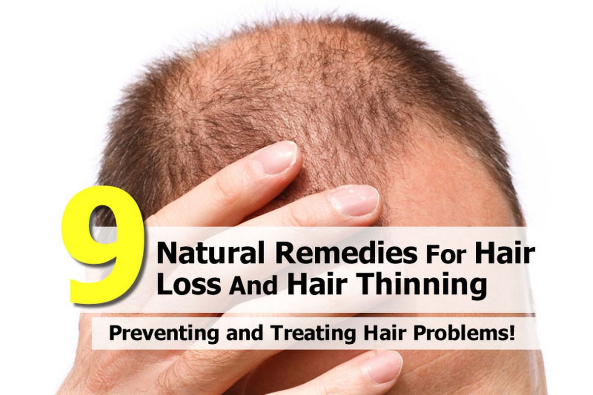 natural medicine for hair growth