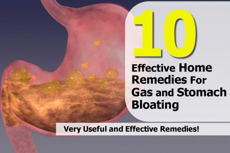 Getting Rid Of Stomach Bloat Home Remedy