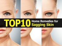 Top 10 Home Remedies for Sagging Skin