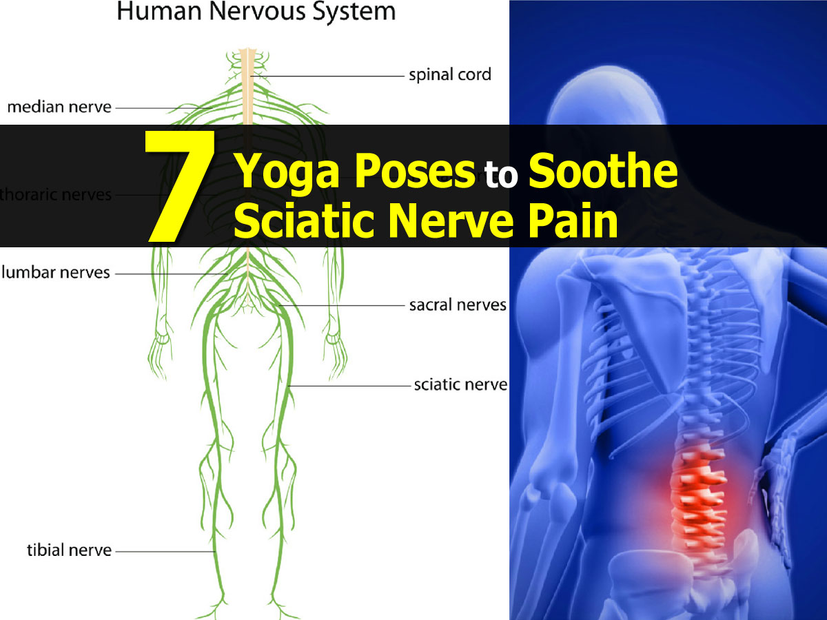 How to relieve pain of sciatic nerve