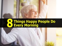 things-happy-people-do-morning