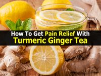 How To Get Pain Relief With Turmeric Ginger Tea