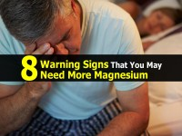 8 Warning Signs That You May Need More Magnesium